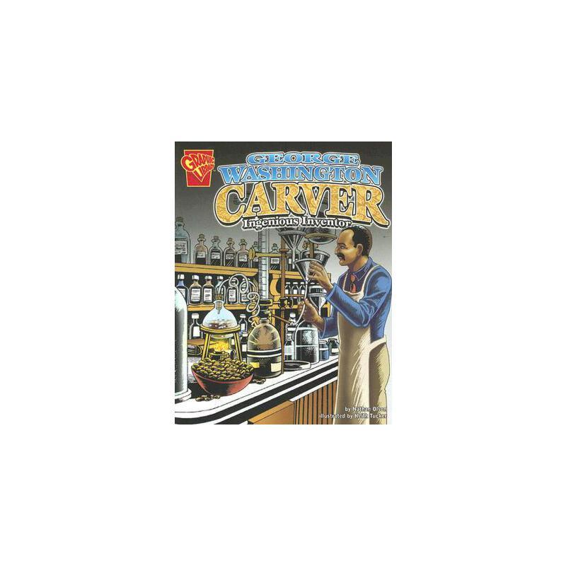 【预订】George Washington Carver: Ingenious Inventor 预订商品,需要1-3个月发货,非质量问题不接受退换货。