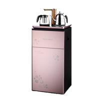 西蒙莱纳(SIMON RAINER) 茶吧机家用立式冷热饮水机办公室即热式全自动触屏开水机
