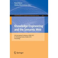 Knowledge Engineering and the Semantic Web: 4th Conference,
