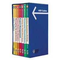 哈佛商业评论指南套装 英文原版 HBR Guides Boxed Set (7 Books) (HBR Guide Series)
