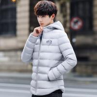 男士外套短款厚棉袄男装青年棉衣冬季潮流新款韩版修身