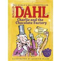 英文原版 Charlie and the Chocolate Factory Colour Edition查理和巧克力