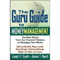 【预订】The Guru Guide to Money Management: The Best Advice fro