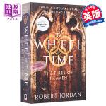 【中商原版】Wheel of Time #5:The Fires Of Heaven 英文原版 英文小说 科幻小说 时
