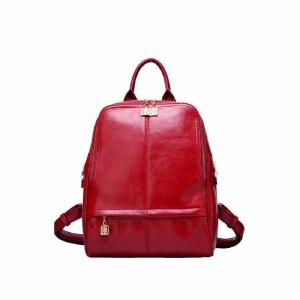 【支持礼品卡支付】柏雅图2017新款女包包潮女士复古休闲旅行背包韩版学院风双肩包学生书包