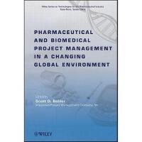 【预订】Pharmaceutical and Biomedical Project Management in a C