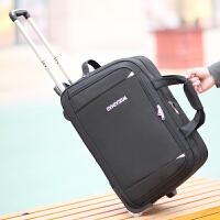新款旅行包女手提拉杆包男大容量行李包防水折叠登机包潮新韩版旅游包