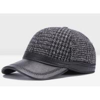 男女帽子 韩版潮帽 鸭舌帽子男士棒球帽子 女加厚保暖护耳帽子