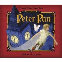 英文原版 Peter Pan Sound Book 彼得潘立体发生书