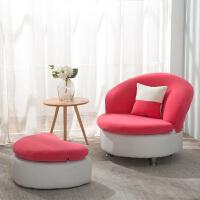 20190402225451023懒人沙发单人小户型简约现代创意可爱小沙发卧室阳台电脑椅休闲椅
