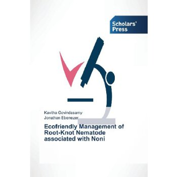 Ecofriendly Management of Root-Knot Nematode associated with Noni [ISBN: 978-3639700039] 美国发货无法退货,约五到八周到货