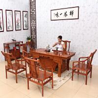 包邮简迪红木利来国际ag手机版茶几桌花梨木茶桌椅组合实木功夫茶台茶艺桌会客桌子接待泡茶桌