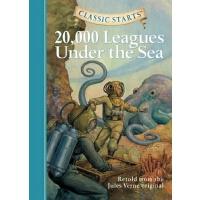 【中商原版】海底两万里 英文原版 Classic Starts: 20,000 Leagues Under the Se