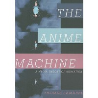 【预订】The Anime Machine: A Media Theory of Animation
