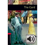 Oxford Bookworms Library: Level 3: The Card MP3 Pack