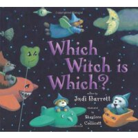 【预订】Which Witch is Which? 9780689829406