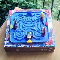小乖蛋海上勇士 儿童亲子互动玩具 益智力家庭桌面游戏 多人桌游
