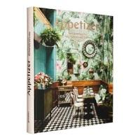 开胃菜 新的室内设计和饮食场所概念 英文原版 Appetizer New Interiors Designs and
