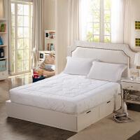LOVO 全棉防螨抗JUN床护垫 儿童床垫