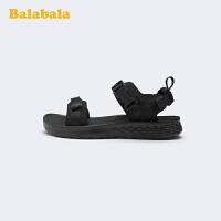 【4件3折价:71.7】巴拉巴拉官方童鞋儿童凉鞋男童鞋沙滩鞋大童简约百搭2020新款夏季