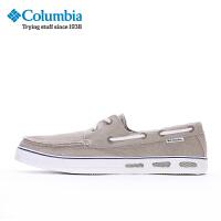 Columbia哥伦比亚 户外男款轻便透气帆布休闲鞋BM2618