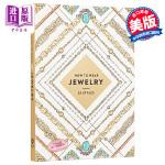 如何穿戴珠宝 55种风格 英文原版 英文版 How to Wear Jewelry 55 Styles Abrams