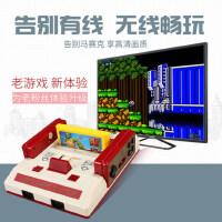 小霸王游戏机D101高清4K电视插卡经典双人无线手柄怀旧老式红白机家用童年款fc连接