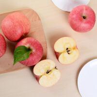 【陕西特产】洛川红富士苹果新鲜水果农产品 5斤12枚礼盒苹果