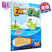 【中商原版】Athens 100 Series Exam Elect 3A香港小学英语考试精选100套 测试卷+考试卷3