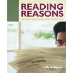 【预订】Reading Reasons: Motivational Mini-Lessons for Middle a
