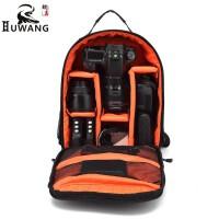 【送防雨罩】单反相机包双肩包大容量防水防盗摄影包户外电脑背包
