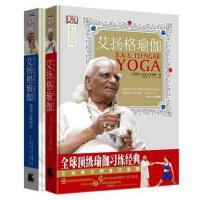 艾扬格瑜伽精准习练指南+艾扬格瑜伽精进习练指南(精装)2本套装 女性瑜伽作者印度瑜伽大师艾扬格经典
