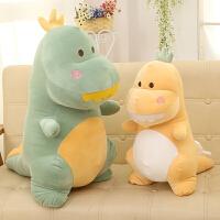 【支持礼品卡支付】可爱及软小怪兽公仔毛绒玩具卡通恐龙玩偶布娃娃儿童节生日礼物
