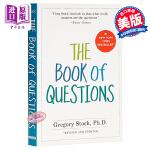 【中商原版】问题之书 英文原版 The Book of Questions Gregory Stock Workman
