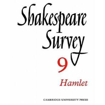 【预订】Shakespeare Survey 9780521523943 美国库房发货,通常付款后3-5周到货!