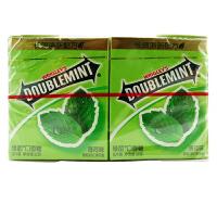 【包邮】箭牌 金装绿箭无糖口香糖 320g(32g×10包) 盒装 12片装 三种口味可选