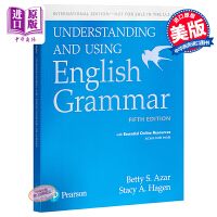 英语语法理解与运用 英文原版 Understanding and Using English Grammar SB w