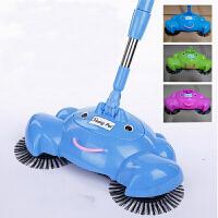 红兔子 家用手推式扫地机家用手持 不用电扫把吸尘器地板头发清洁宝缺货时可随机发货