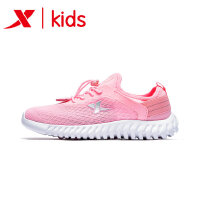 特步童鞋 夏秋新款女儿童中大童时尚跑步鞋运动休闲鞋商场同款682214115837