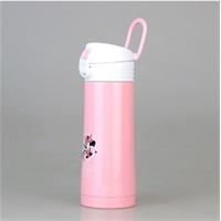 先行 迪士尼保温杯300ML不锈钢真空杯子便携创意车载女士水杯壶 .