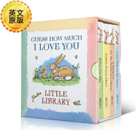 Guess How Much I Love You: Little Library 猜猜我有多爱你【英文原版童书 经典
