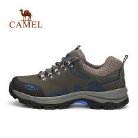 camel骆驼户外男款徒步鞋 透气减震徒步鞋