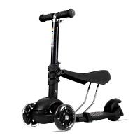 儿童3轮可坐摇摆车扭扭车滑滑车宝宝2岁三合一小孩儿童滑板车