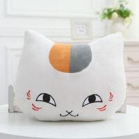 猫咪老师暖手抱枕暖手捂可插手周边夏目友人帐动漫娘口三三日本