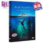 【中商原版】BBC纪录片 海洋百科:蓝色星球II 英文原版 Blue Planet II 詹姆斯霍尼伯内 海洋生物纪实
