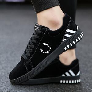 罗兰船长  休闲时尚潮流韩版运动板鞋 D