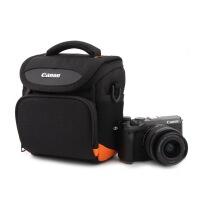佳能微单EOS-M5 M50 M6 M100 M10 15-45单电便携摄影相机套相机包