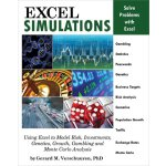 Excel Simulations [ISBN: 978-1615470228]