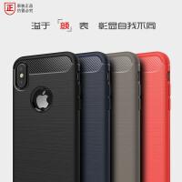 免邮 碳纤维拉丝手机壳 保护套 适用iphonex iphone 5 5S 6 6S 6plus 6Splus iph