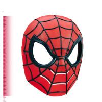 漫威 蜘蛛侠英雄面具角色扮演 儿童玩具礼物摆件